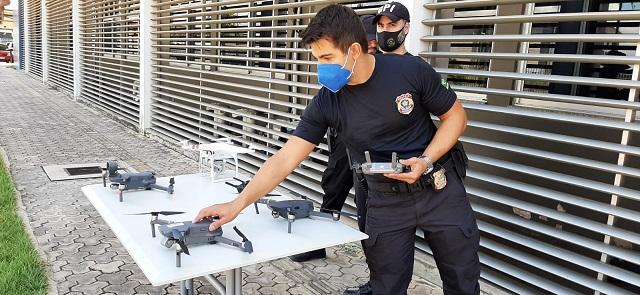 PF usa drones 'imperceptíveis' para flagrar crimes eleitorais no Amapá
