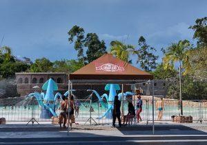 Furlan libera clubes e parques aquáticos