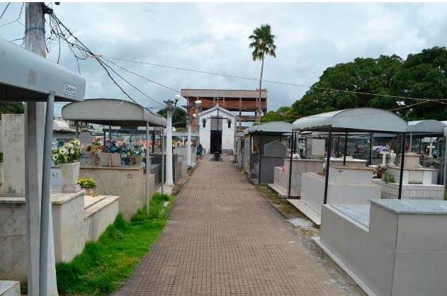 Covid-19: cemitérios de Macapá ficarão fechados no Dia de Finados