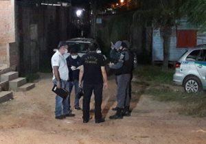 Suspeito é morto após atirar e fugir de abordagem da PM