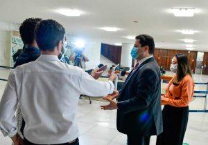 Davi é eleito presidente da CCJ