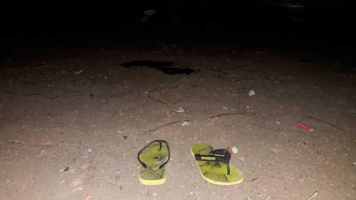 Durante fuga, criminoso que furtava escola morre em troca de tiros com a PM