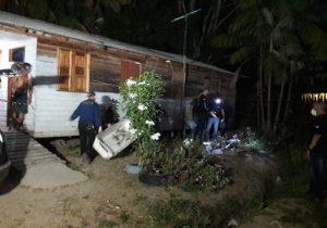 Perseguição e morte na madrugada em Macapá