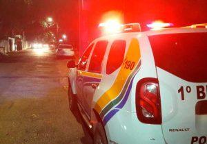 Funcionários de loja são feridos durante assalto