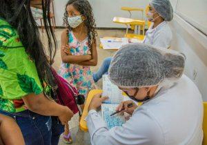 Com vacinação estendida, Amapá corre atrás da meta contra sarampo e poliomielite
