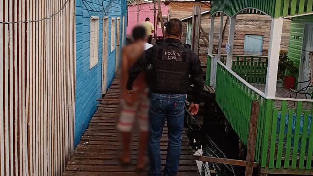Foragido do Pará, acusado de estuprar a própria filha é preso
