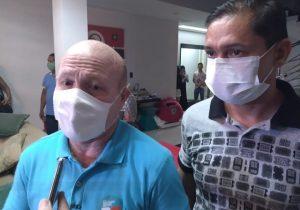 """""""Prioridade nº 1 é a saúde"""", diz prefeito eleito de Santana"""