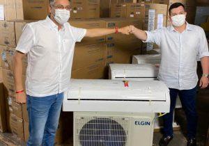 """""""Não é luxo"""", diz deputado sobre climatizar 100% das escolas municipais do Amapá"""