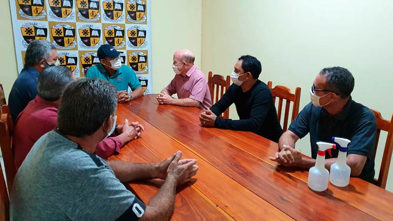 Bala inicia transição e pede que sindicato fiscalize desvios de patrimônio