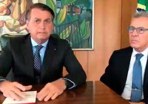VÍDEO: Bolsonaro diz que Davi mobilizou todo o governo federal pelo Amapá