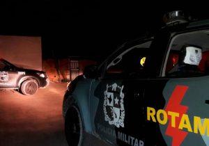 Chefe do tráfico com mais 50 processos morre em troca de tiros