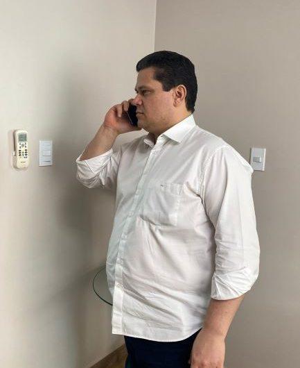 Davi pede que PF investigue apagão, e liga políticos a atos de vandalismo; OUÇA
