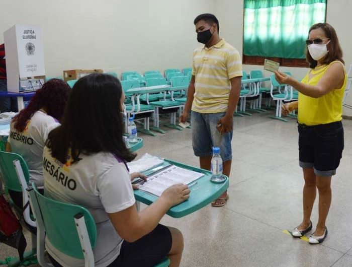 Primeiras horas de eleição ocorrem sem problemas sérios nos 15 municípios