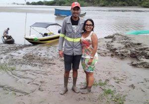 Vereador mais votado da história de Itaubal visitou 17 comunidades de barco