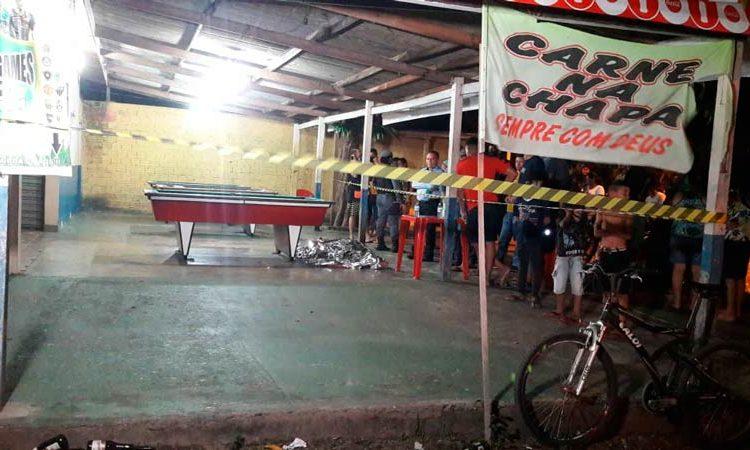 Atirador aproveita apagão e mata mototaxista