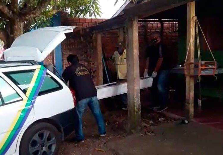 Criminoso morto em tiroteio integrava quadrilha de assaltantes, diz PM