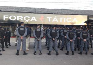 Força Tática do Amapá forma 33 profissionais em técnicas de combates