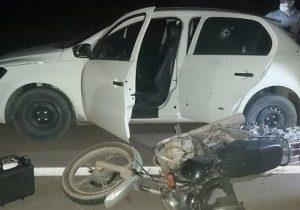 Assaltantes roubam carro de aplicativo, mas são localizados pelo Bope