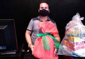 Grupo Chama abre novo espaço e incentiva cestas como presente de Natal