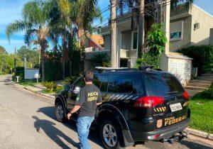 Em nova operação que investiga recursos da covid, PF faz prisão em São Paulo
