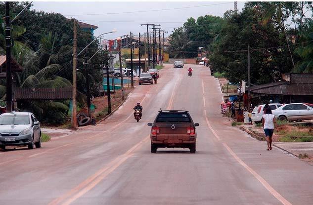 Em Porto Grande, homem é executado na frente de casa