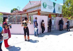 Enem no Amapá registra mais de 50% de faltosos