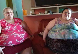Irmãs com obesidade lutam para viver