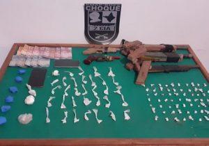 Presos por tráfico confessam ter assassinado vítima com 50 golpes de terçado