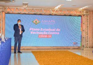 Coronavac é a mais adequada para o Amapá, diz chefe de Vigilância em Saúde