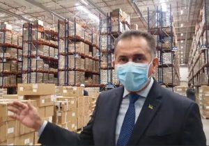 Waldez confirma envio do 1º lote da Coronavac ao Amapá