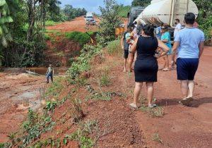Ponte que isola Oiapoque será consertada em 15 dias, diz PRF