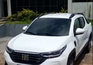 Carro roubado em Macapá é encontrado no Jarí