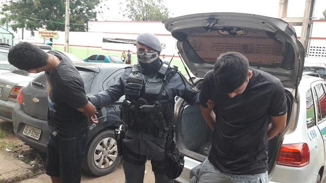 Jovens são flagrados 'trabalhando' para tráfico, diz polícia