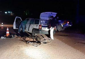 Ciclista morre atropelado em rodovia; motorista fugiu