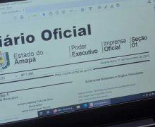 No Amapá, Diário Oficial dos últimos 20 anos pode ser consultado na internet
