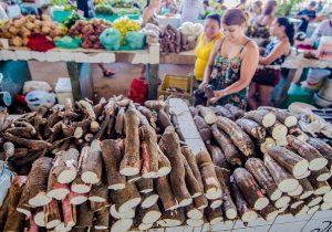 Pandemia leva à queda de R$ 34 milhões em vendas de alimentos nas feiras