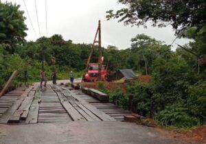 Ponte do Lontra será interditada para reforma