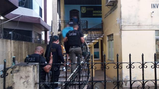 Polícia procura corpo de vítima de execução