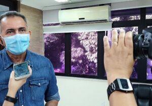 Waldez anuncia início da vacinação para idosos no Amapá