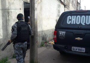Suspeito morre durante ação do Bope contra golpes pela internet