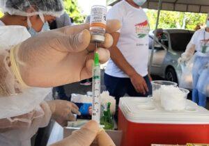 Começa a vacinação de idosos a partir dos 80