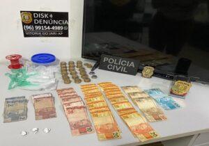 Após engolir pedras de crack, usuário entrega traficante