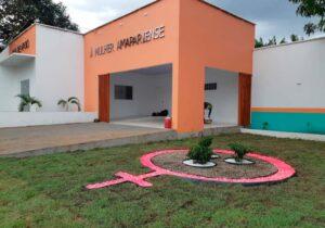 Em Pedra, Casa da Mulher Amapariense dá apoio a vítimas de violência