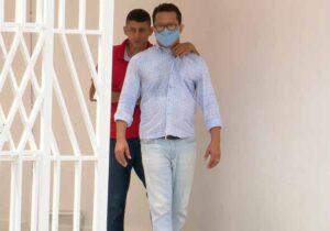 Advogado que virou refém orou com a mãe do criminoso