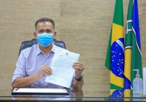 Amapá pede usinas de oxigênio ao Ministério da Saúde
