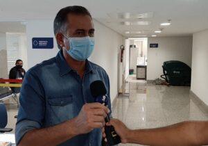 Urgente: Waldez confirma nova cepa da covid no Amapá