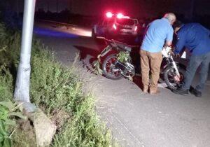 Jovem apaixonado por motovelocidade morre ao colidir com poste
