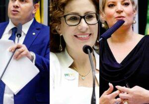 Acácio vence disputa com o PSL e assume Comunicação da Câmara Federal