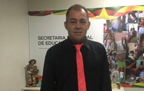 """""""Não pude nem planejar"""", diz ex-secretário de Educação de Macapá"""