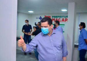 Empresa atende pedido de Davi e doa usina de oxigênio para atender Macapá